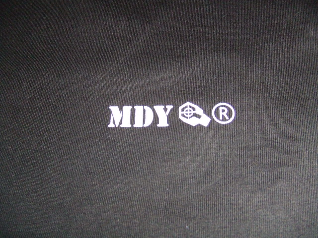 MDY MDY BASS LS TEE BACK BLACK
