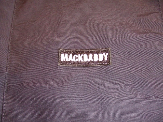 MDY  MOUNTAIN  PARKA NAME