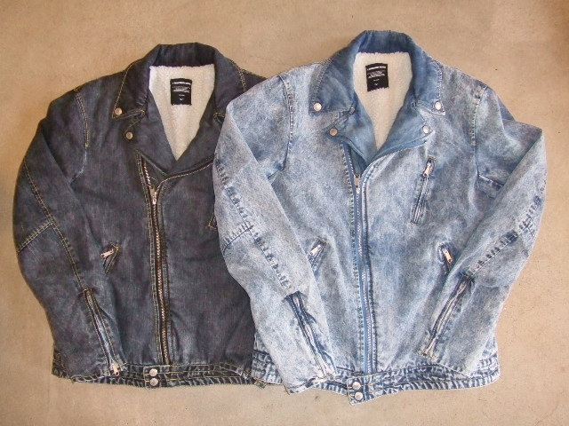 MDY DENIM RIDERS JACKET