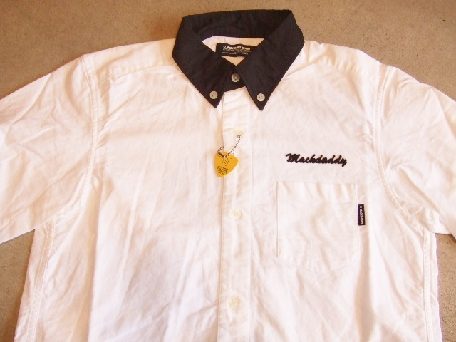 MDY OXFORD SHIRTS WHITE