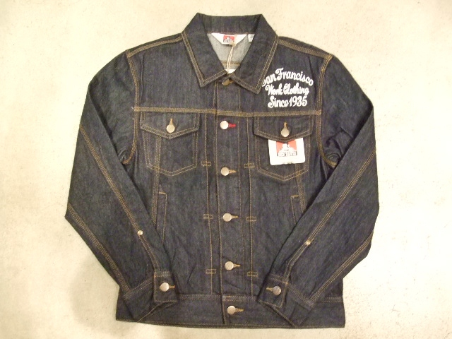 BENDAVIS DENIM JACKET