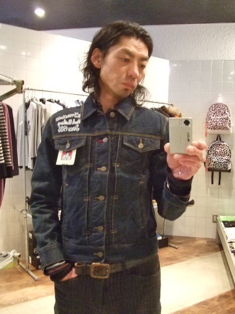 BENDAVIS DENIM JACKET ST1