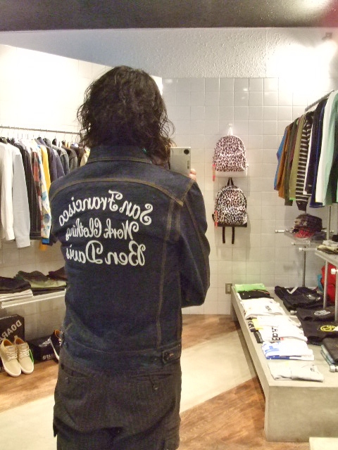 BENDAVIS DENIM JACKET ST2