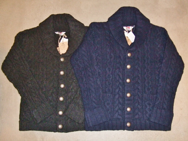 BENDAVIS CACLE KNIT CARDIGAN