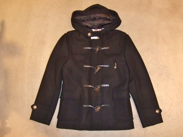 BENDAVIS MELTON DUFFEL COAT