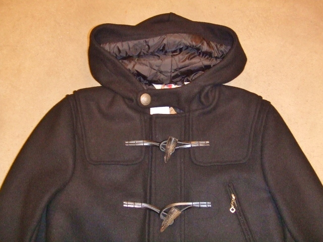 BENDAVIS MELTON DUFFEL COAT1