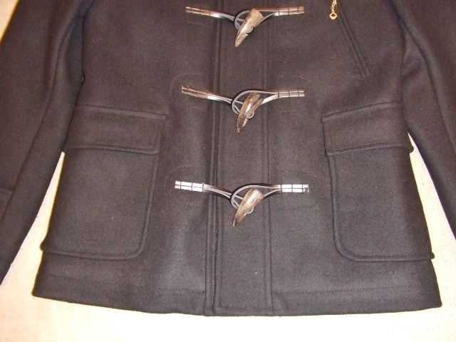 BENDAVIS MELTON DUFFEL COAT2