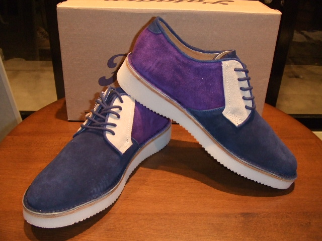 TO DEPT SHOES  NAVY2