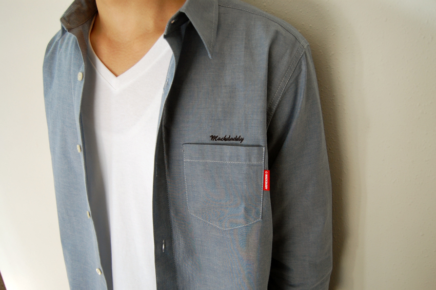 MDAC-1839シャツ