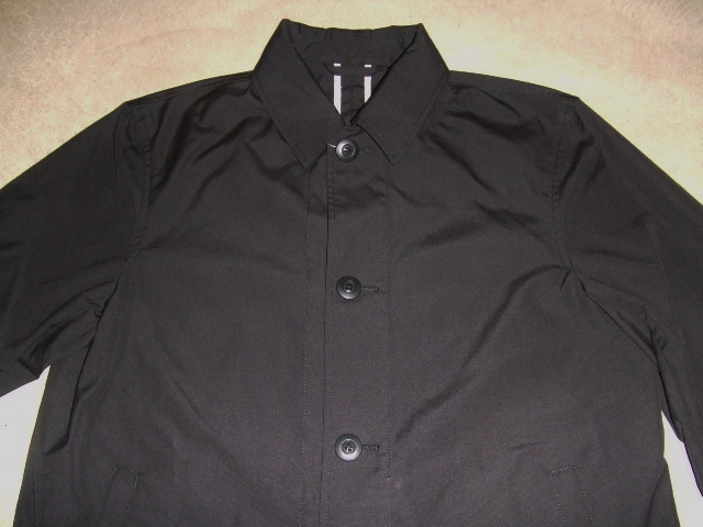 MDY STEN COLLAR COAT BLACK1