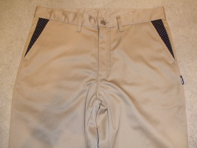 MDY  STANDARD  CHINO PANTS BEIGE PT1
