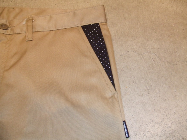 MDY  STANDARD  CHINO PANTS BEIGE PT2