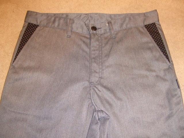 MDY  STANDARD  CHINO PANTS GRAY PT1