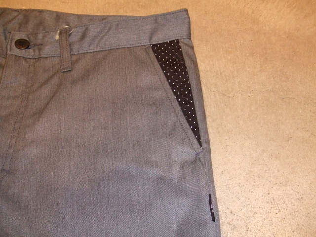 MDY  STANDARD  CHINO PANTS GRAY PT2