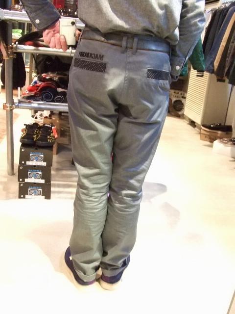MDY  STANDARD  CHINO PANTS ST2