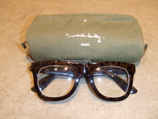 MDY SUNGLASS  CLEAR BROWN
