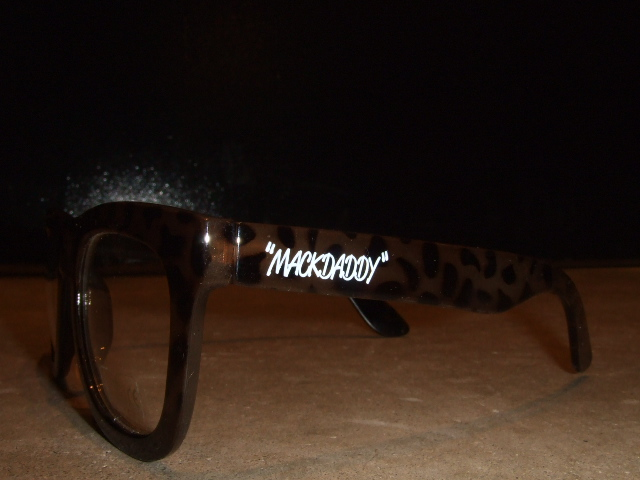 MDY SUNGLASS  CLEAR BROWN SD