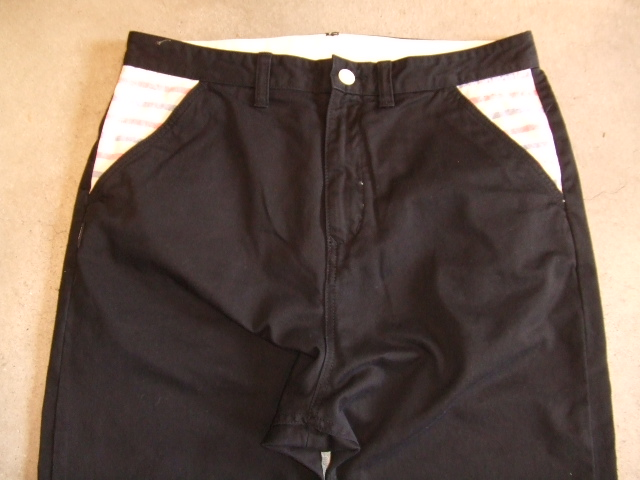 MDY DANCE SARROUEL PANTS BLACK FT1