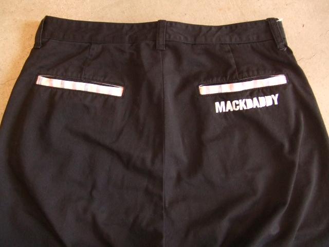 MDY DANCE SARROUEL PANTS BLACK BK1
