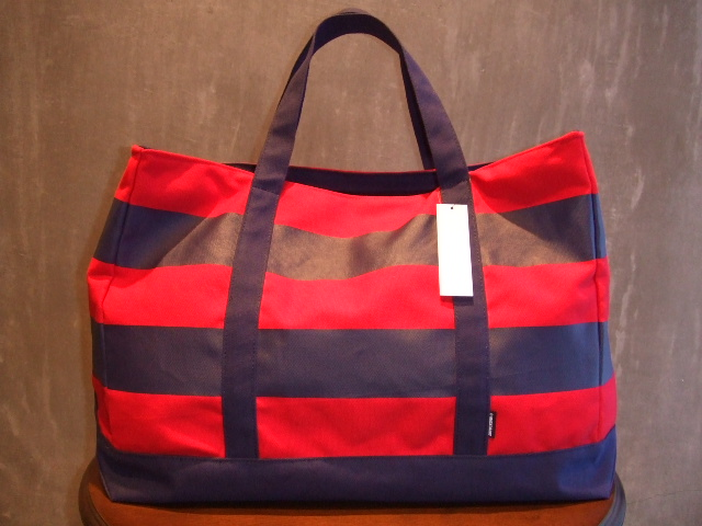 MDY BIG TOTE BAG RED1
