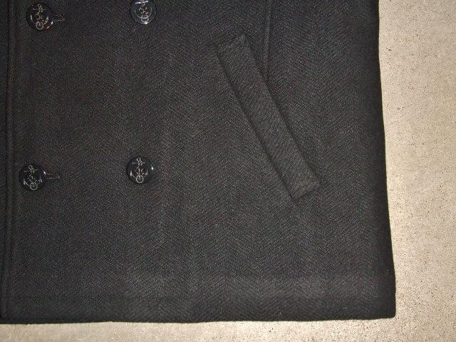 rehacer Fast hooded P-coat PT
