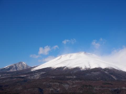 浅間山140102