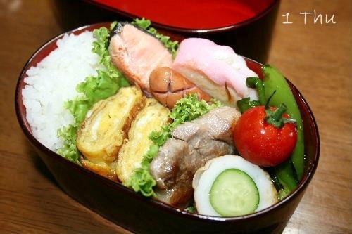 1木お弁当