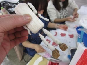 人形キャラクター1