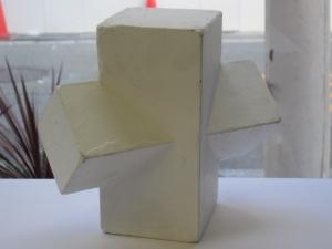 角柱の相貫体