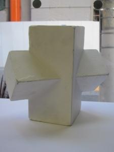 角柱の相貫体2