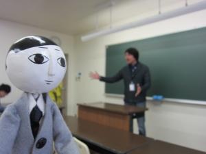 これは、石川先生のパフォーマンス