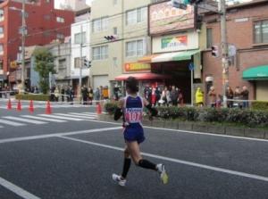 前田彩里さん4位