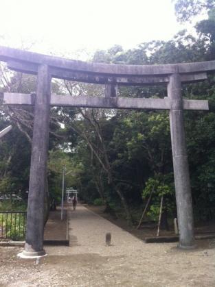 江田神社1