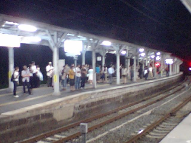 5JR奈良線の潜在集客力