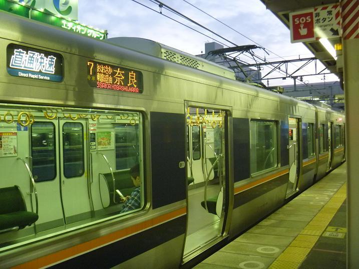 321 直通快速 おおさか東線経由奈良 尼崎 02