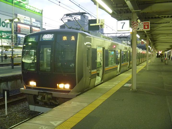321 直通快速 おおさか東線経由奈良 尼崎