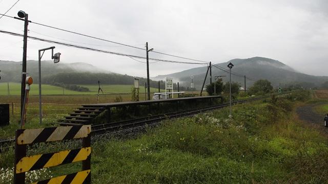 生野駅の全景