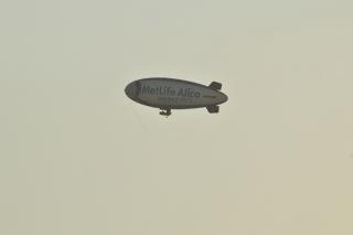 飛行船 スヌーピーJ号