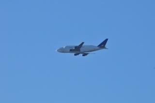 B747-400 LFC ドリームリフター