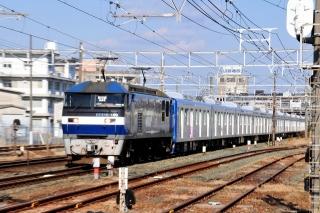 EF210 + 東武60000系