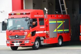 衣浦東部広域連合 安城消防署