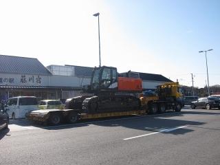 日立建機 油圧ショベル ZAXIS 470LCH 重掘削・砕石仕様機