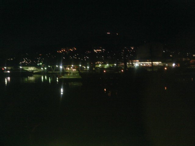 出島ワーフの夜景その1