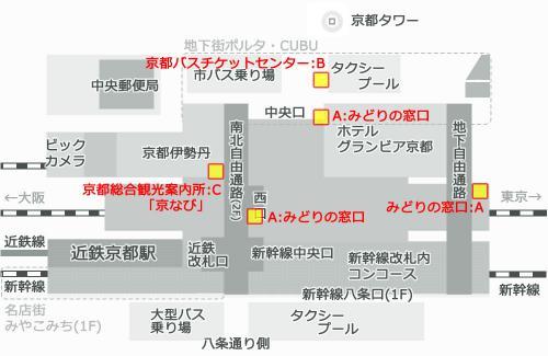 京都フリーパス販売所