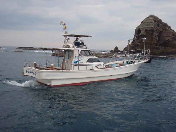 かい ゆう 丸 釣果報告 - 船外機付きレンタルボート「海勇丸-KAIYUMARU-」