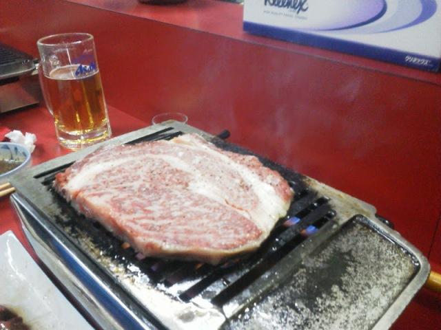 大阪行ったらたつみの焼き肉