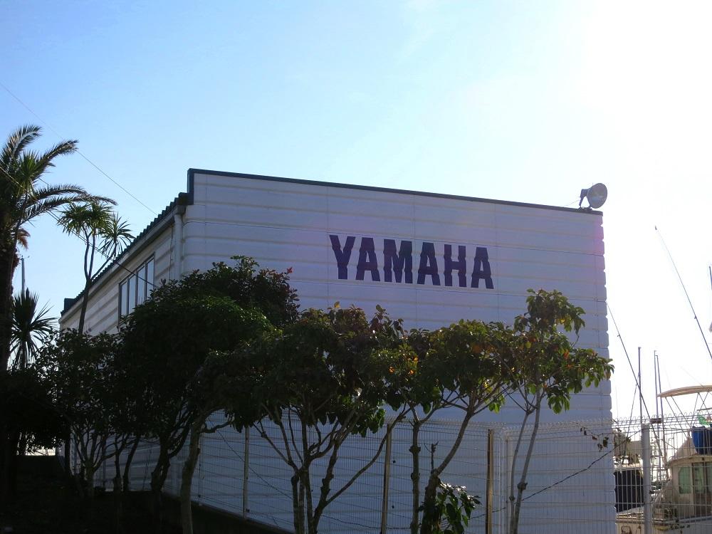 葉山のヤマハ