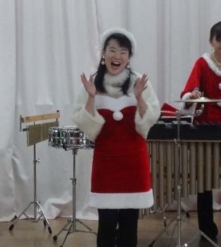サンタのお歌