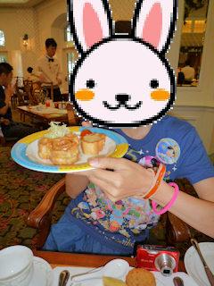 2011-09-20 香港4日目 ディズニー、帰国 003