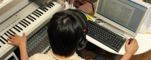 岡山県 楽譜制作・楽曲制作・音源制作 1